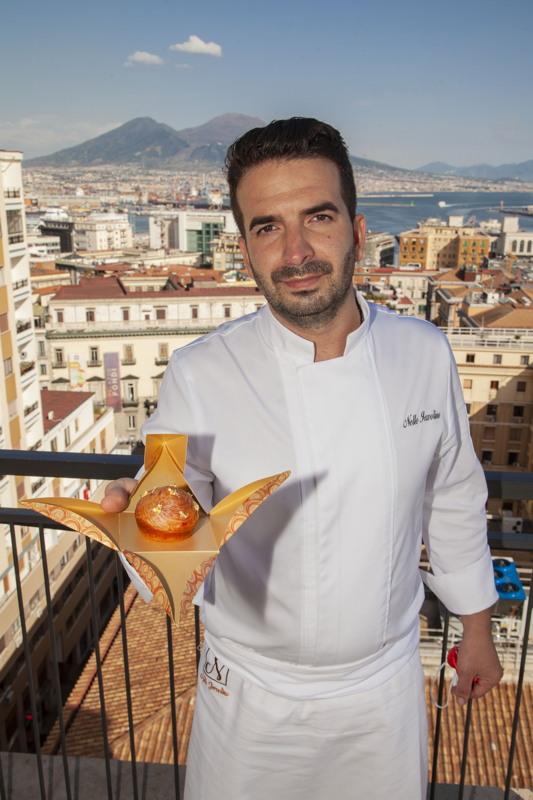 Aniello Iervolino -Executive Pastry chef Ristorante Indaco di Ischia - foto di Giuseppe Carfora.jpg